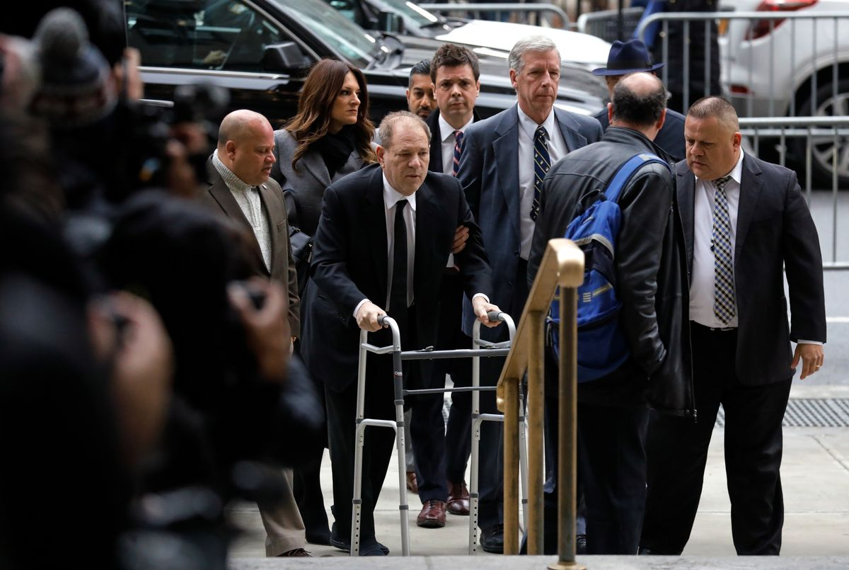 Harvey Weinstein's Dream Jury Is Conservative, Traditional, Skeptical