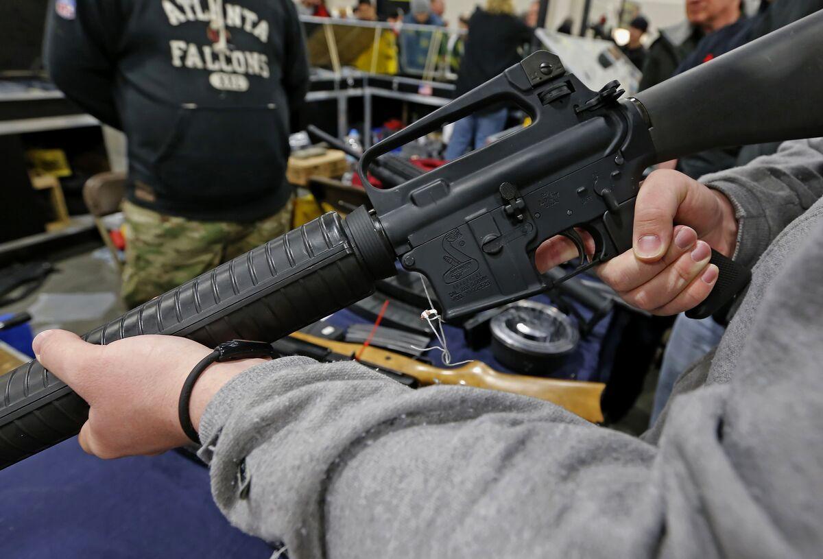 Gun Industry Dealt Blow as Court Says Sandy Hook Parents Can Sue Remington
