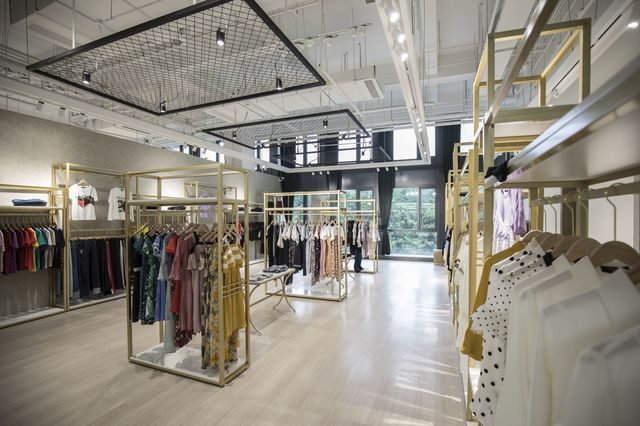 Qianxun's private department store, in the Chinese tech hub of Hangzhou, on May 25, 2020.