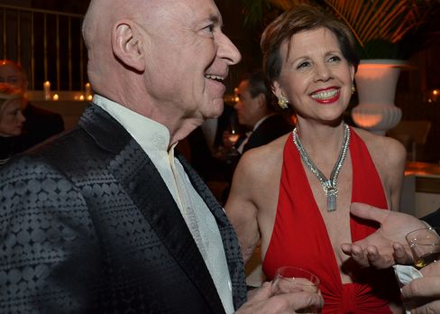 Adrienne Arsht's Birthday Party