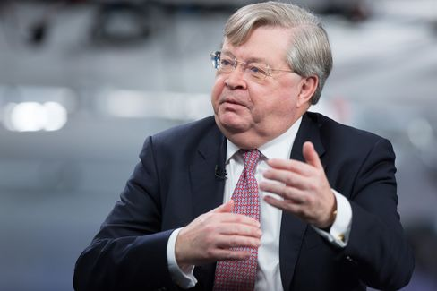 Bank Of England Monetary Policy Committee Member Ian McCafferty Interview