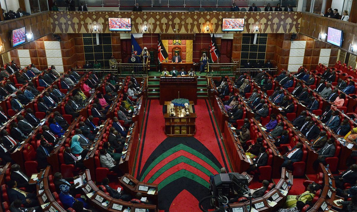 Kenya to Begin Preliminary Debate on Changing of Constitution