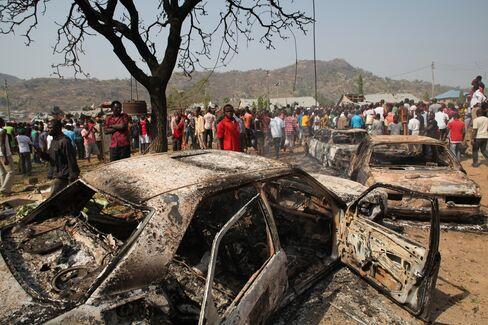 Nigeria Authorities Arrest Two People