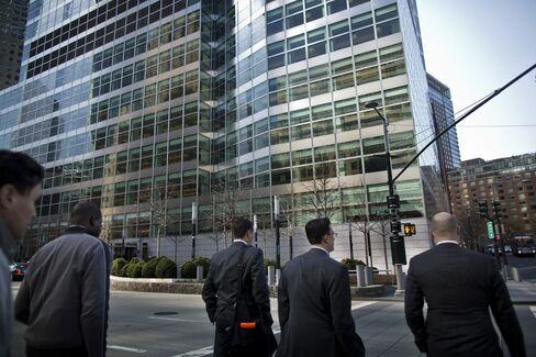 Goldman Headquarters