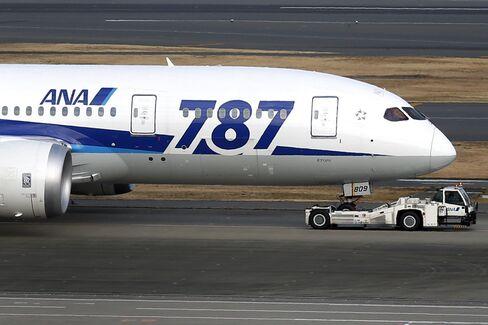 Boeing Girds for 787 Battery Fix as Teams Near Biggest Fleet