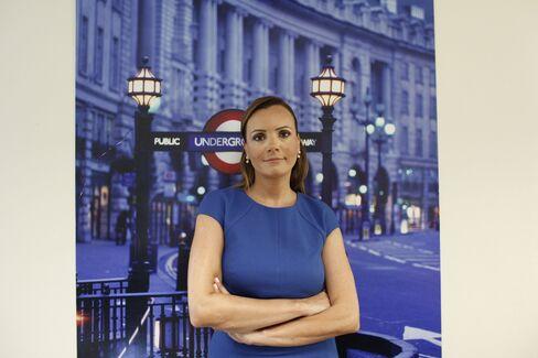 Hellenic Financial Stability Fund CEO Anastasia Sakellariou