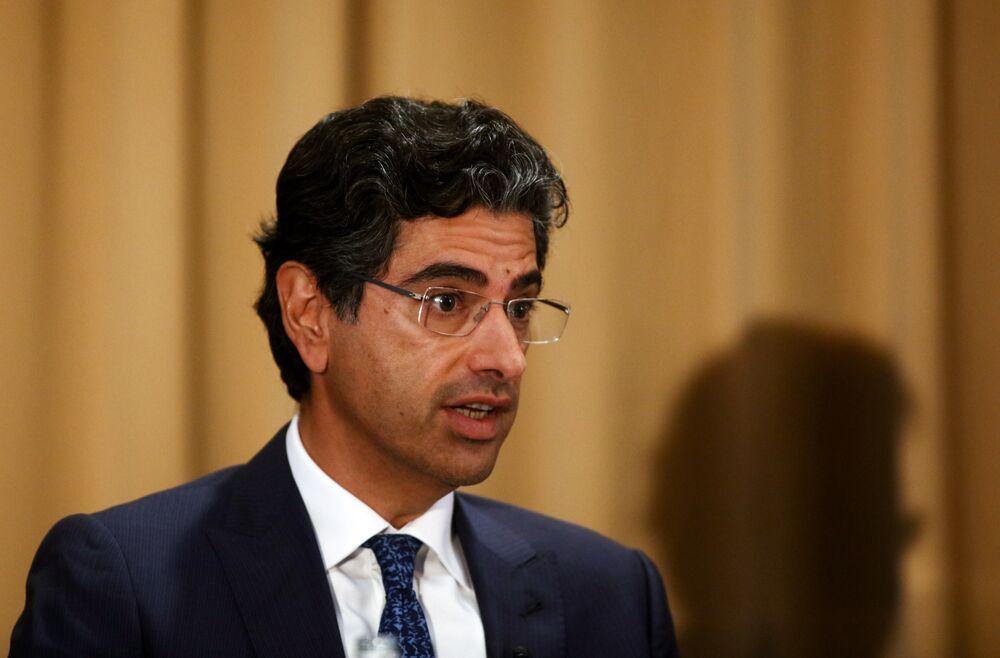 SoftBank Group International CFO Alok Sama to Step Down