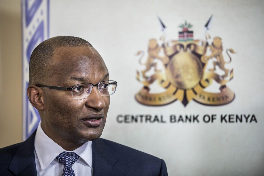 Kenya Central Bank Keeps Benchmark Interest Rate Unchanged at 9%