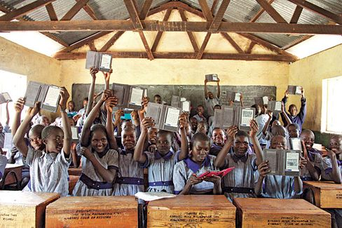 Worldreader: Taking the E-Book Revolution to Africa