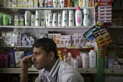 Unilever to Spend Up To $5.4 Billion to Lift Stake in India Unit