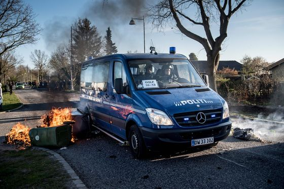 Convicted Racist Hits Danish Campaign Trail After Easter Riots