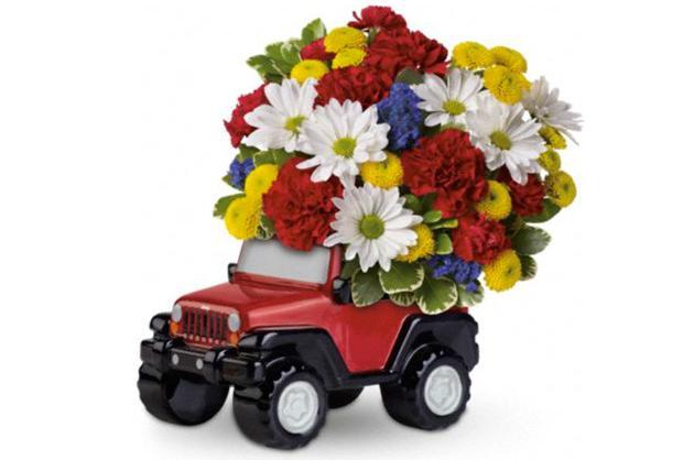 The Man Bouquet