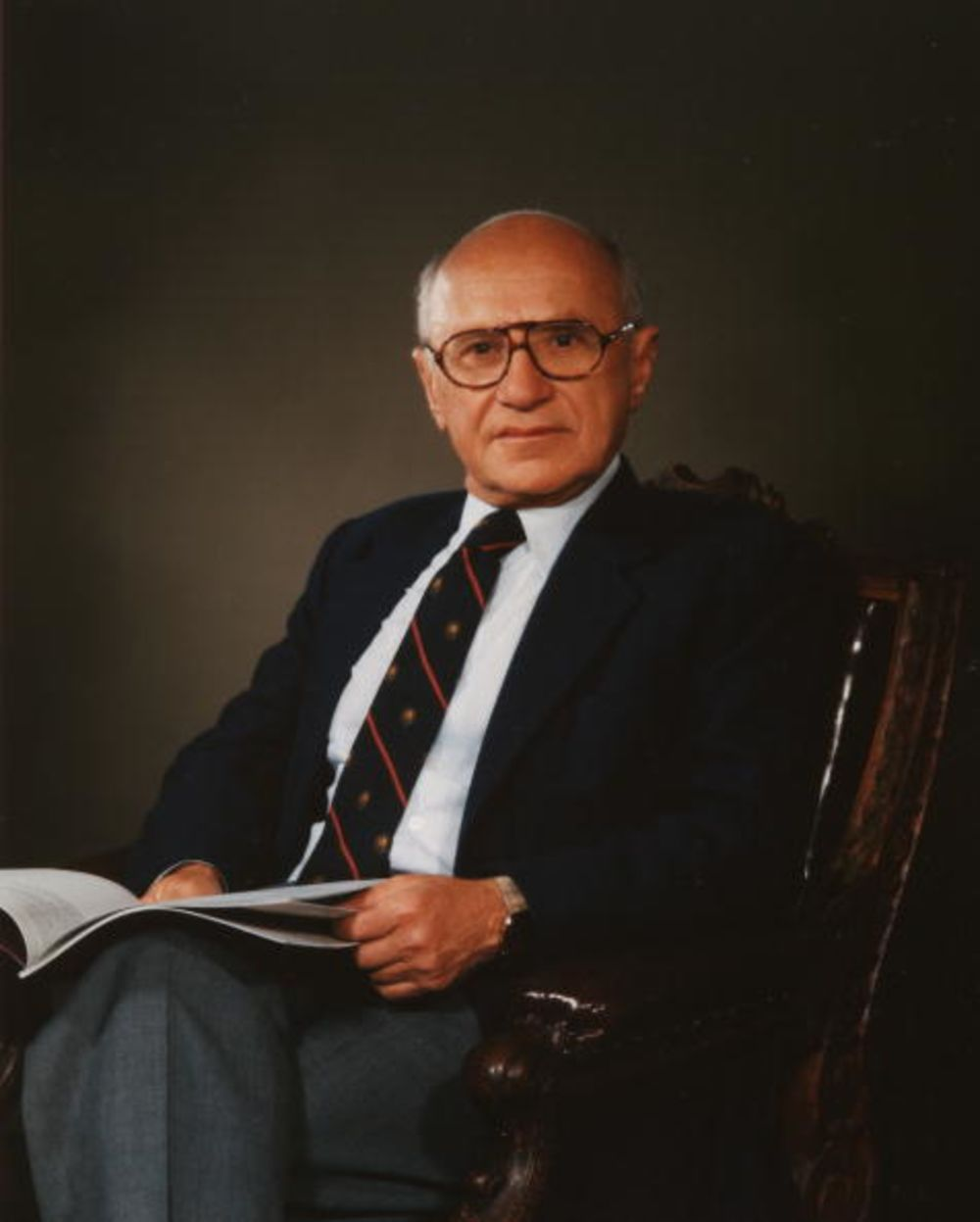 Milton Friedman's Cherished Theory Is Laid to Rest
