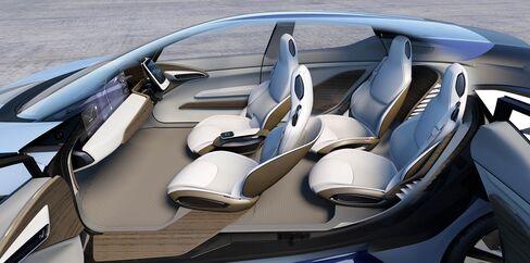 Nissan Intelligent Driving Solution.