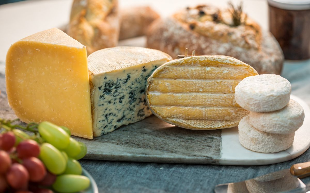 We Asked Top Chefs to Choose Their Favorite Cheese