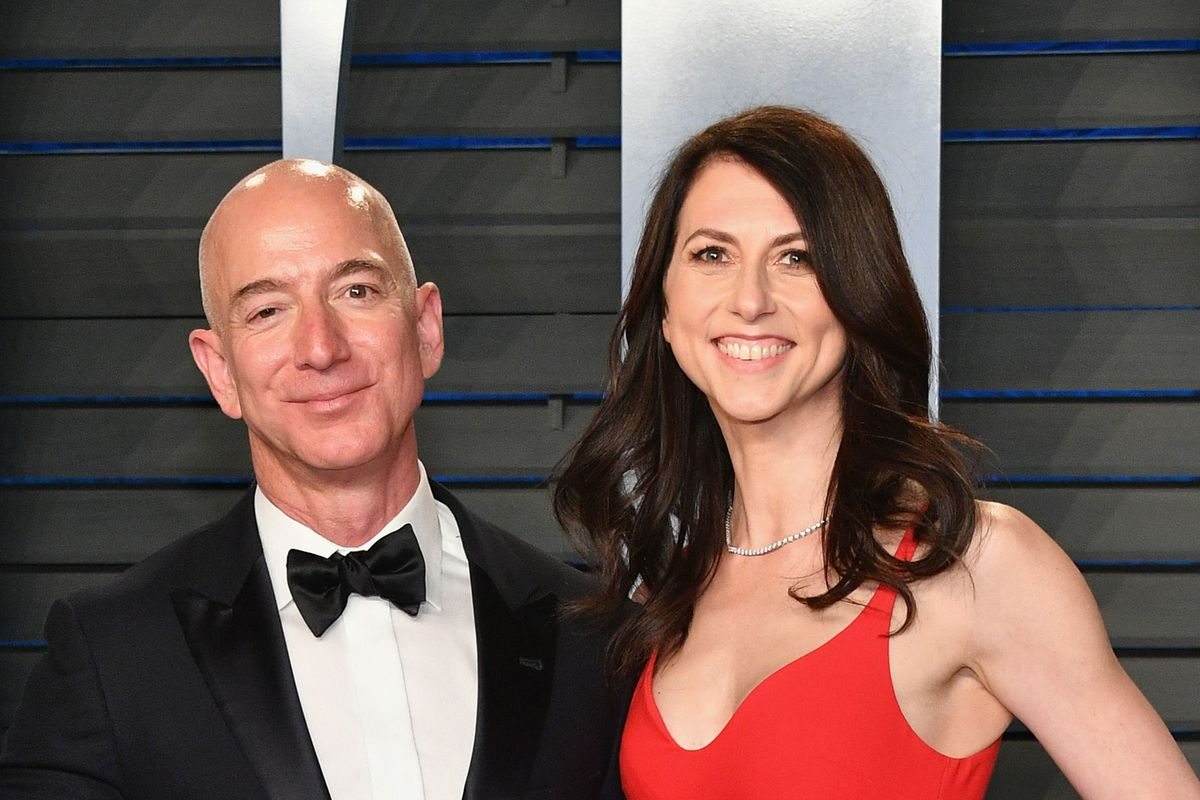 MacKenzie Bezos to Be Fourth-Richest Woman After Divorce