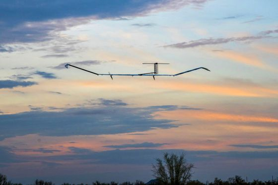 Airbus Spy Drone Stretches Flight-Endurance Record to 25 Days