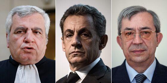 Sarkozy's Burner Phone, a Monaco Job and a Corruption Trial