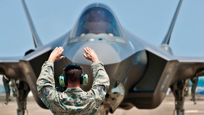 Air Force Expands Lockheed F-35 Pilot Training