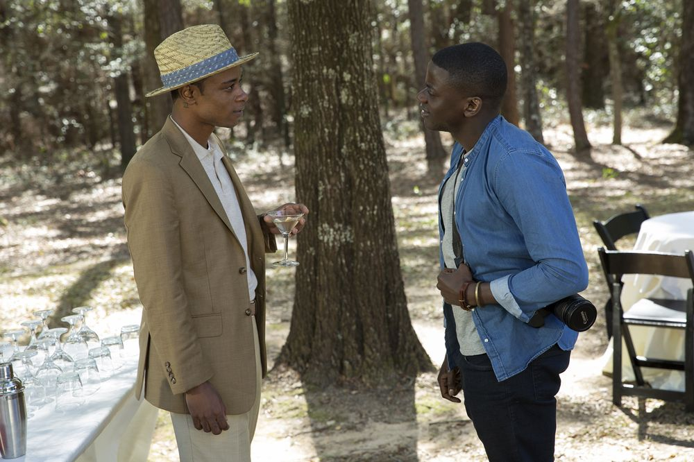 'Get Out' Contends for Best Picture in a More Diverse Oscars