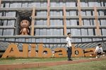 Alibaba Group Holding Ltd. Campus on the Company's 18th Anniversary