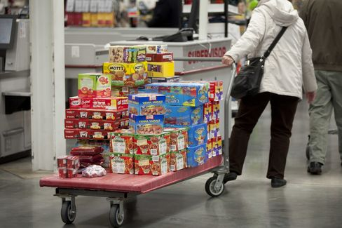 Economy in U.S. Probably Expanded as Consumer Spending Picked Up
