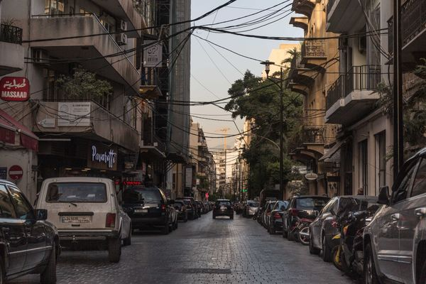 Lebanon Rating Cut Deeper Into Junk by Moody's on Default Risks