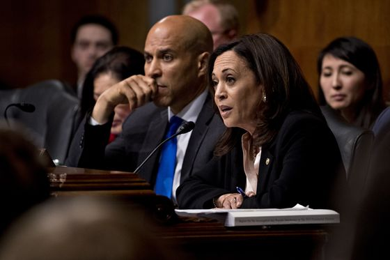 Three 2020 Contenders Turn Barr Hearing Into Stage for Race