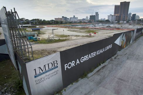 Images From 1MDB'S Tun Razak Exchange Construction Site As Controversy Fuels Criticism Of Malaysia Premier