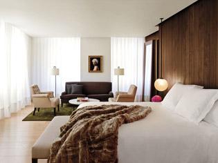 London Edition loft suite
