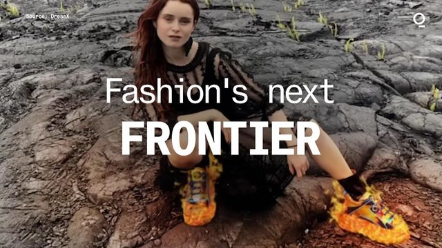 Fashion's New Frontier