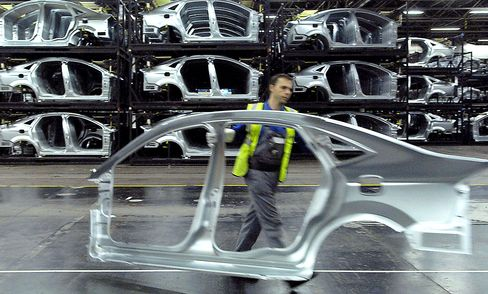 Firings Reach Highest Since 2010 as Ford to Dow Face Sales Slump