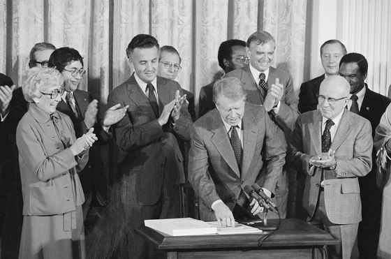 Fed Hearings Rooted in Failed 1978 Pledge to Fix Inequality