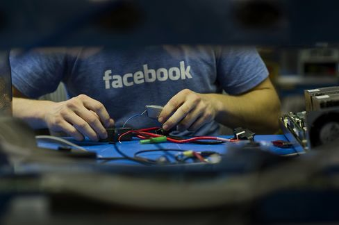 Facebook Hardware Lab