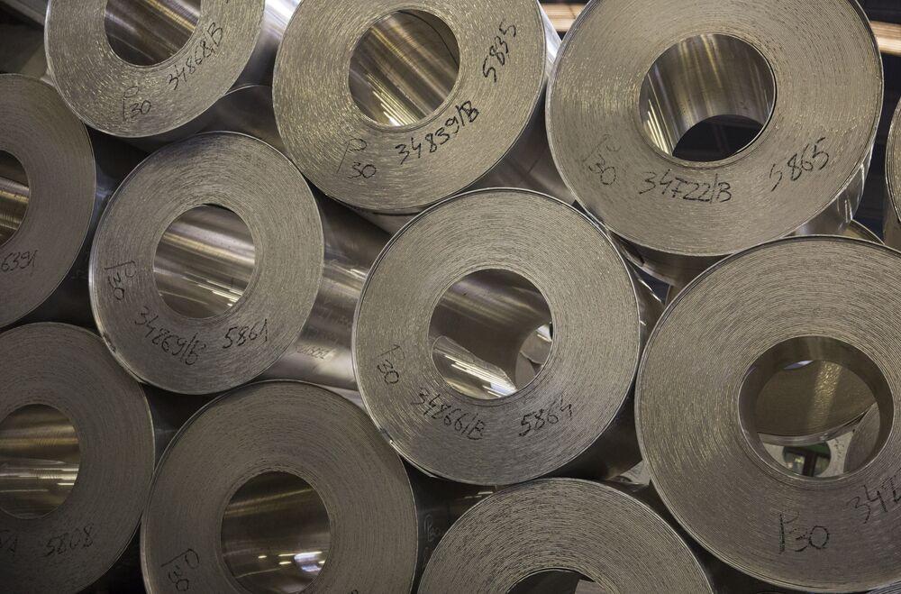 Trump Aluminum Tariffs Said to Prompt U A E 's EGA to Delay