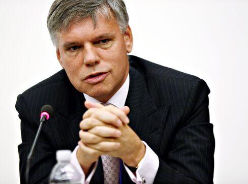 Deutsche Bank Chief Risk Officer Hugo Banziger