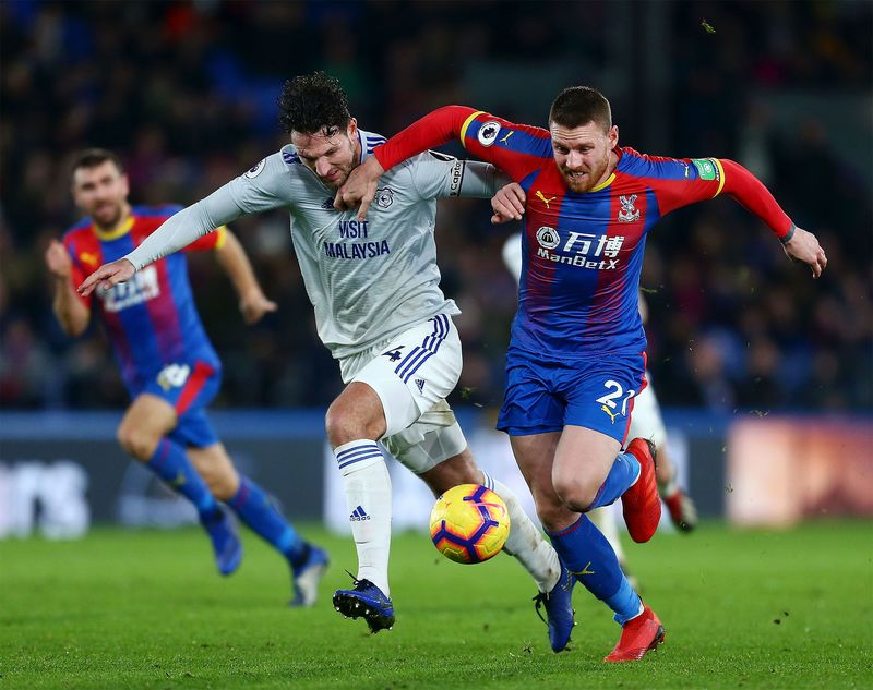 Crystal Palace v Cardiff City - Premier League