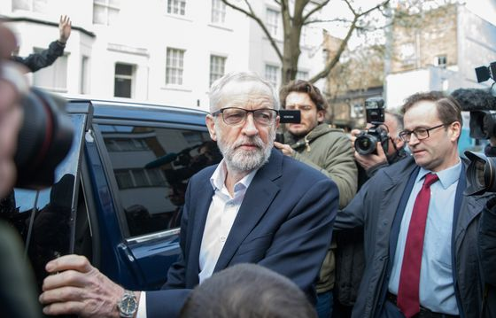 May Seeks to Revive Flagging Brexit Talks With Corbyn