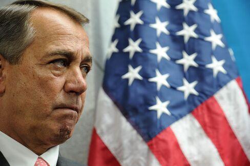 U.S. House Speaker John Boehner