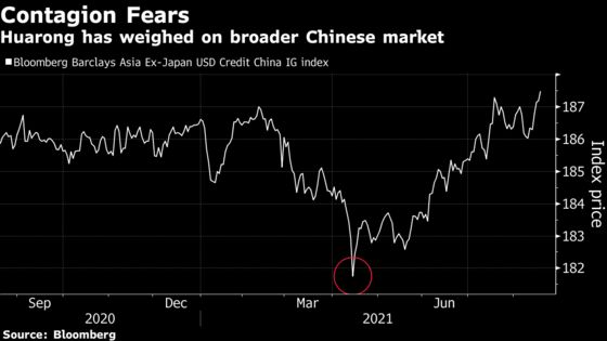 Xi Sends Warning to Investors With Delayed Huarong Lifeline