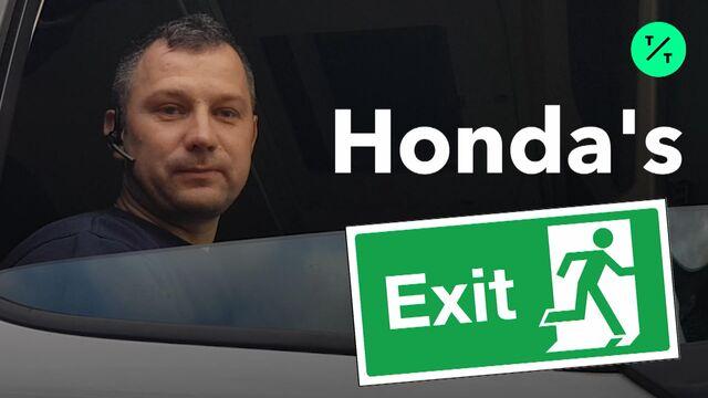 The Death of Honda's U.K. Hub Sums Up Britain's Brexit-Era Angst