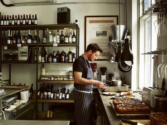 Here's Why England's Best Restaurants Are NowOutside London