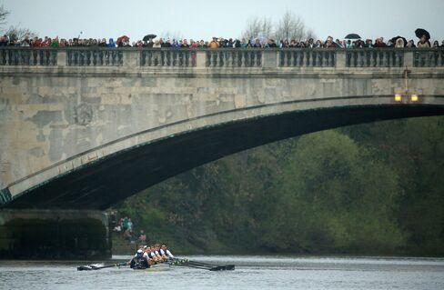 160th University Boat Race
