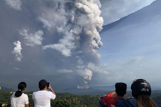 Philippines Braces for Hazardous Volcano Eruption