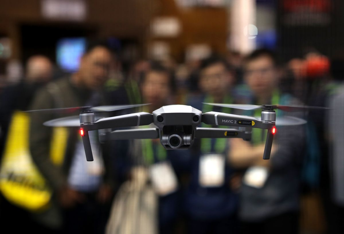 After TikTok, What's Next for a Chinese Drone Maker? thumbnail