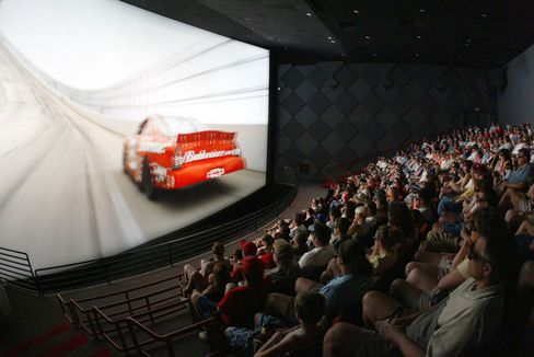 Imax Tests Laser Projector Built With Kodak Patents
