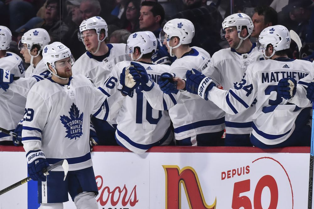 Leafs Stanley Cup Win More Likely Than Any Bank Slump Nbf Says