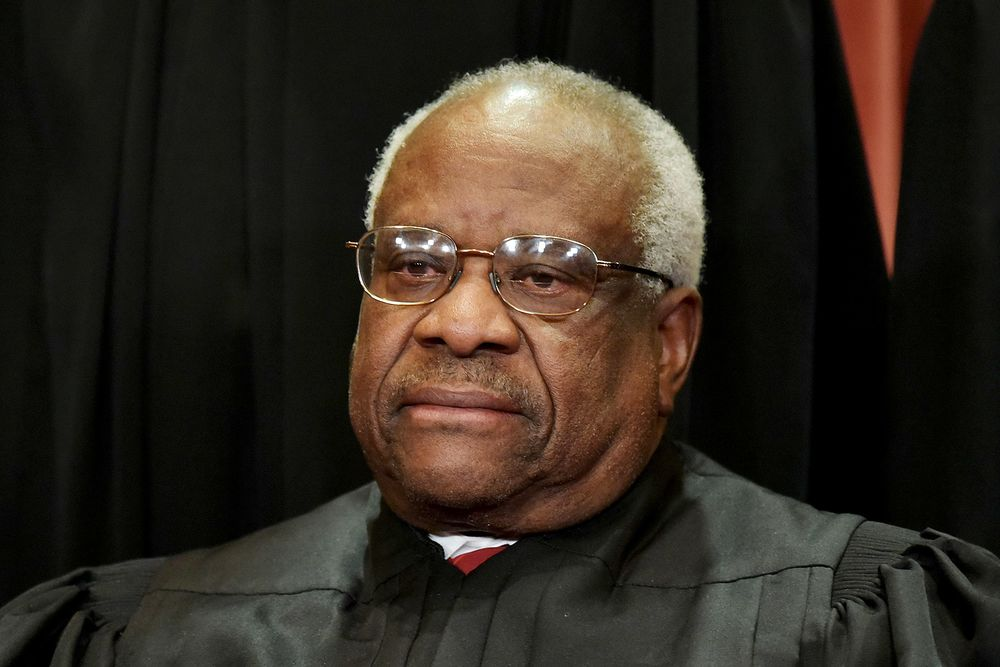 Thomas Says Supreme Court Should Reverse Landmark Libel Ruling