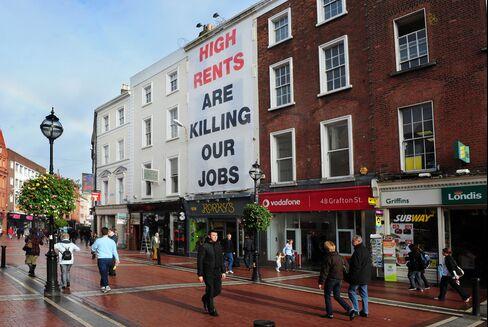Irish Diseases Return to Economy