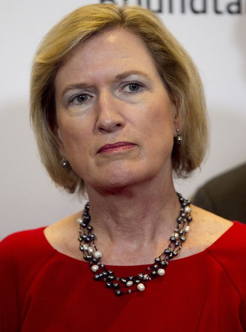 Frontier Communications Corp. CEO Maggie Wilderotter